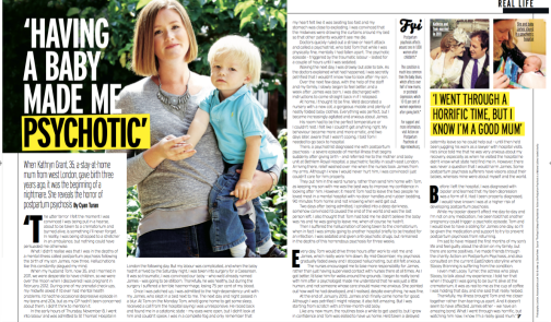 """""""Having A Baby Made Me Psychotic""""; Fabulous"""