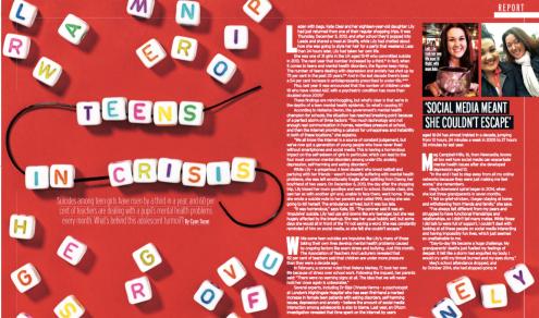 Teens In Crisis; Fabulous
