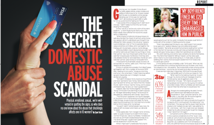 The Secret Domestic Abuse Scandal; Fabulous