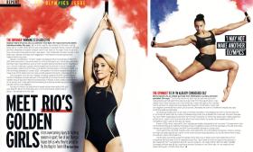 Meet Rio's Golden Girls; Fabulous