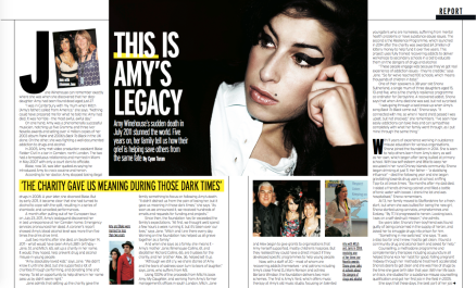 This Is Amy's Legacy; Fabulous