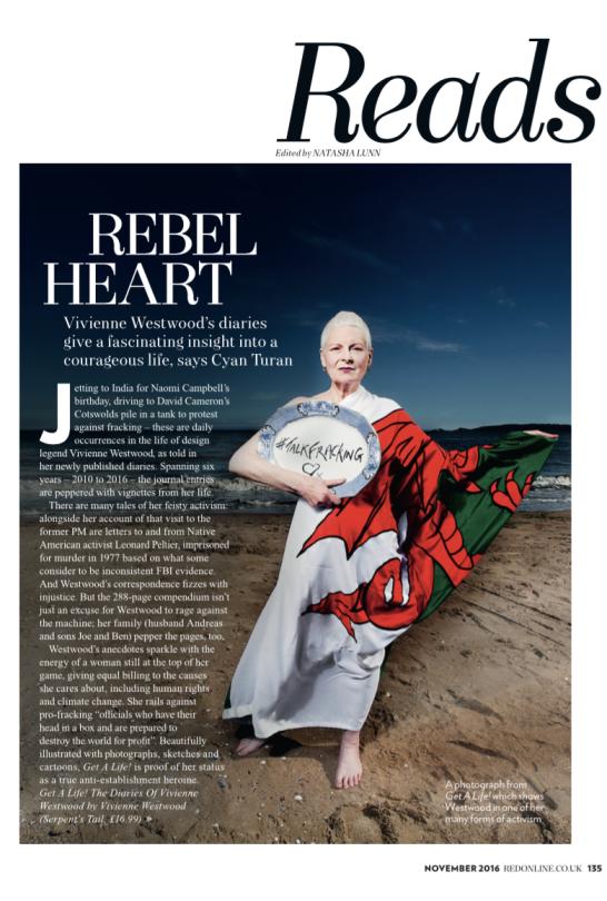 Rebel Heart; Red